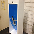 surface mounted cabinets installation