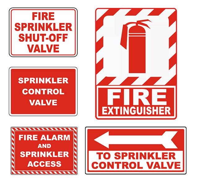safety symbol for fire safety