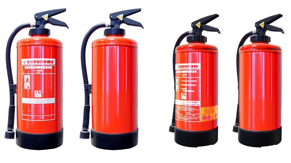Finding right fire extinguisher